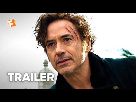 Dolittle Trailer #1 (2020) | Movieclips Trailers