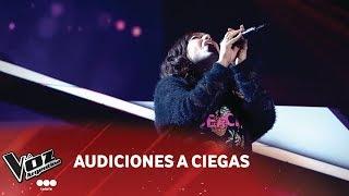 """Melisa Morales - """"Paisaje"""" - Gilda - Audiciones a Ciegas - L..."""
