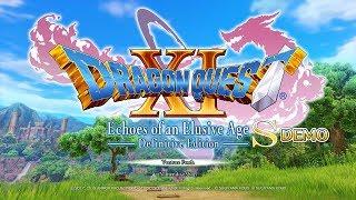 Dragon Quest XI   Nintendo Switch vs. PS4 - Graphics Comparison