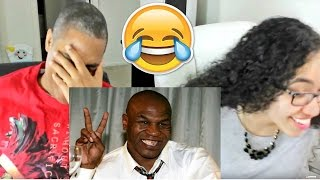 MIKE TYSON'S FUNNIEST MOMENTS REACTION