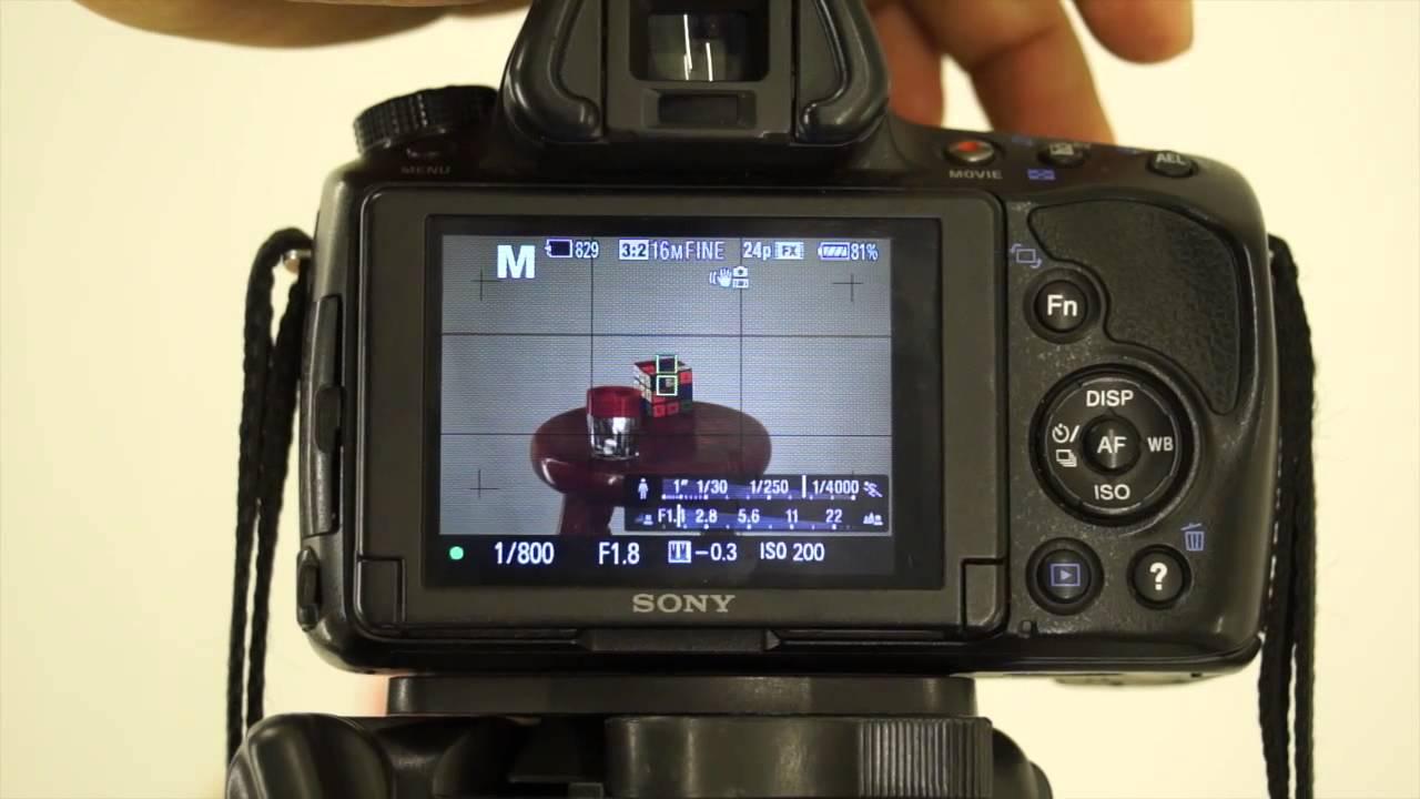 configuraci n ptima para c maras sony alpha youtube rh youtube com manual camara de video sony handycam dcr-hc36 manual camara de video sony hi8