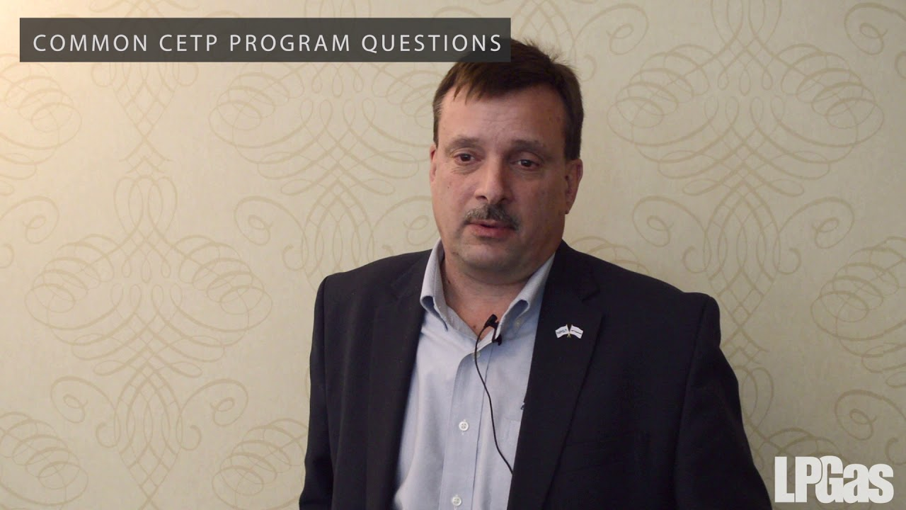 NPGA discusses CETP program updates - YouTube