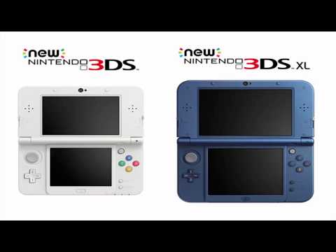 New Nintendo 3DS  Trailer Music
