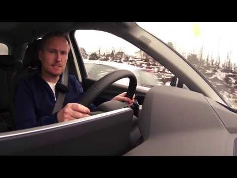 Test av den nye SUV-en Audi Q5