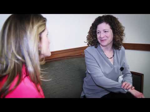 Nancy Cohen, a genetic counselor at Northern Westchester Hospital, explains her unique role in the care process.