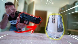 UN VERRE INDESTRUCTIBLE ?!!