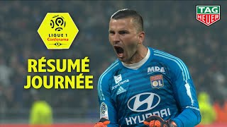 Résumé 35ème journée - Ligue 1 Conforama / 2018-19