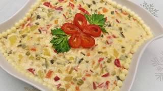 Salata de boeuf (inclusa reteta de maioneza)