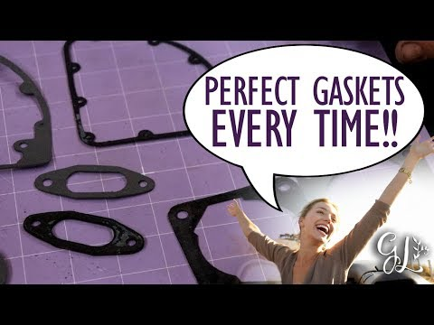 The Incredible GASKET MAKER your WIFE already knows about!