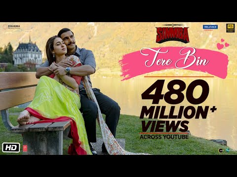 Tere Bin Video Song - Simmba