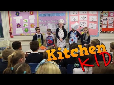 How to write a cooking show with St John's School - LitFilmFest Kitchen Kid - BBC Good Food