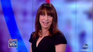 Illeana Douglas Discusses New Project 'Funny Ladies' | The View
