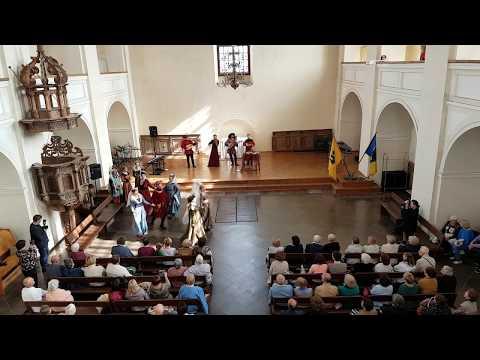 Gelosia (Giloxia) 15th century Italian dance