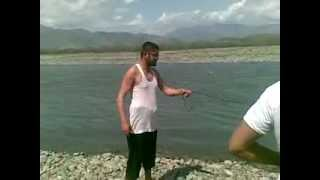 Hunting in pakistan, fishing in river swat by Muhammad Ajmal Khan
