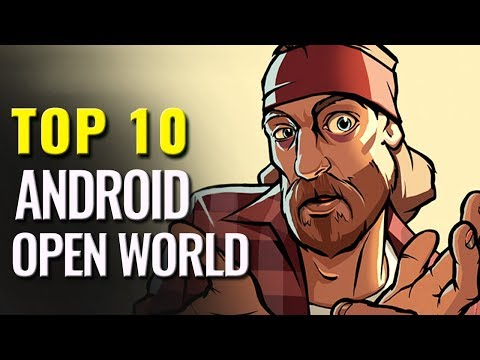Top 10 Best Android Open World Games