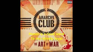 Anarchy Club - Rise And Shine [Explicit Lyrics / ᴴᴰ1080p]