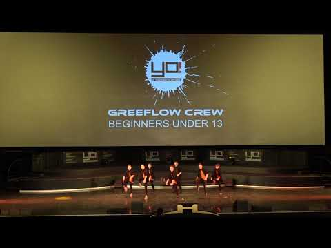 CHOREOGRAPHIC CONTEST | BEGINNERS U13 | GREEFLOW