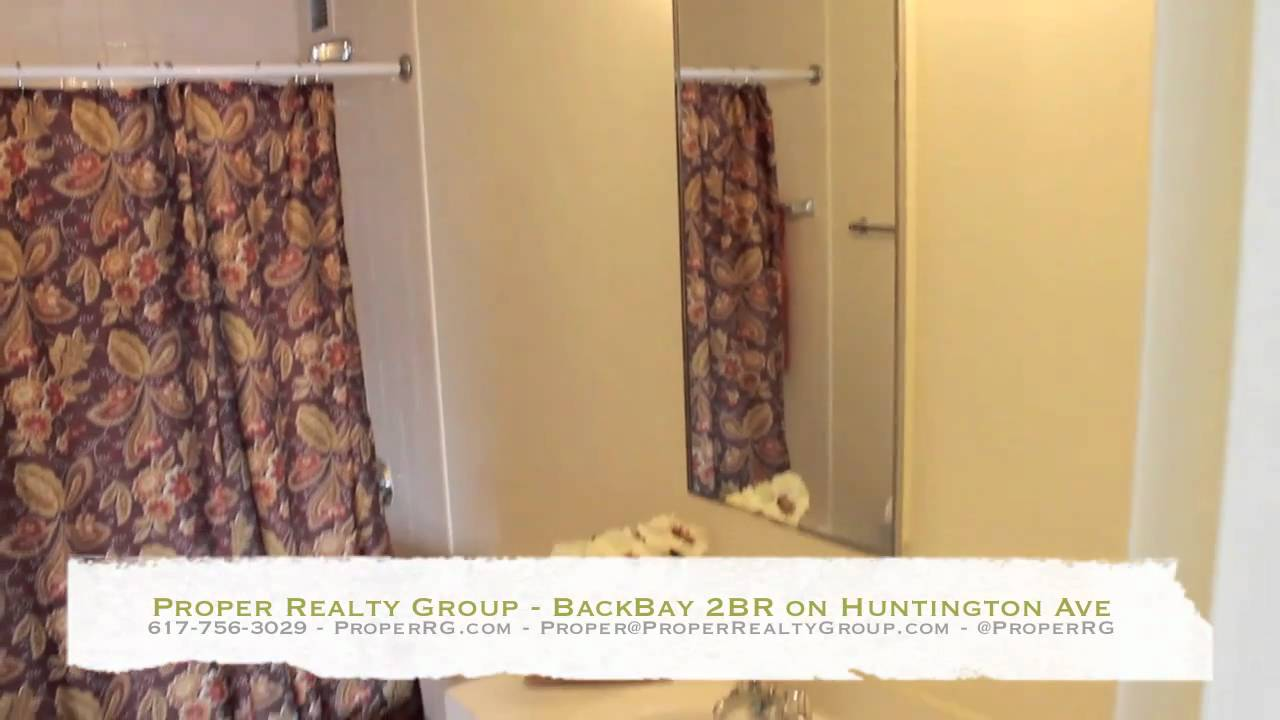The Greenhouse Boston Luxury One Bedroom Apartment In Back Bay Youtube