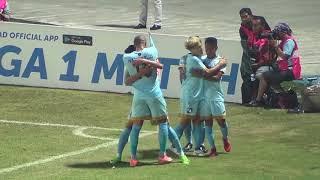 Download Video Highlights Liga 1 2017 - Persela 2-3 Mitra Kukar (21/08/17) MP3 3GP MP4