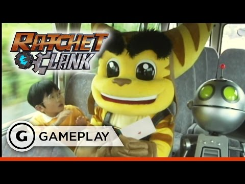 Ratchet and Clank - Endgame Museum - SPOILERS