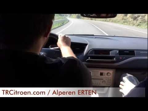 Citroen C5 Viraj Aktiviteleri Vol 1. Not: Sesi açıp izleyiniz.