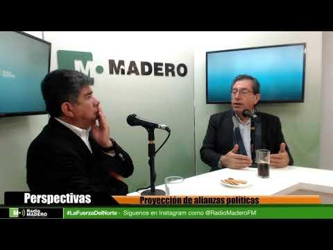 Perspectivas: Percival Madero - Guillermo Holzmann - (11-07-19)