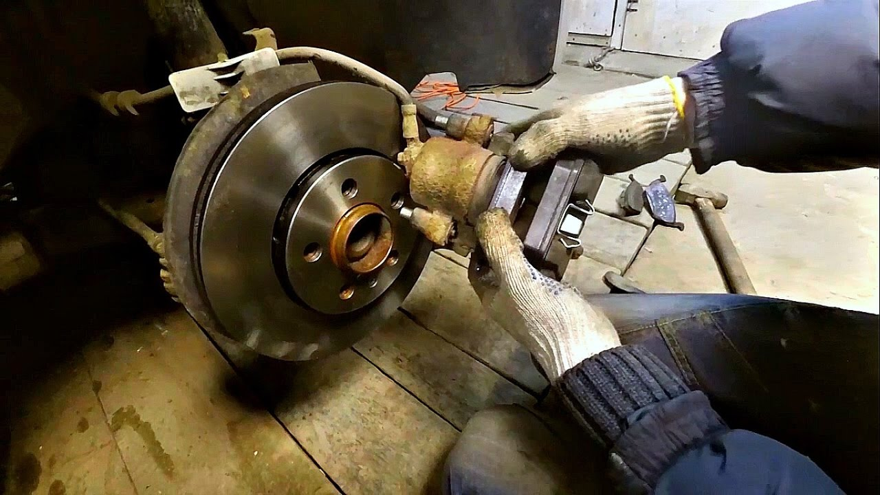 Замена тормозных дисков fabia 2 Устранение течи масла акпп спринтер