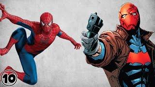 Top 10 Craziest Superhero Origins