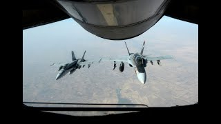 أخبار عربية | 60 غارة جوية على قرى وبلدات في ريف #الرقة الشرقي