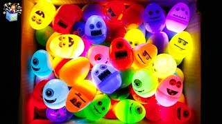 Box of Toys Light Surprise Egg play For Kids