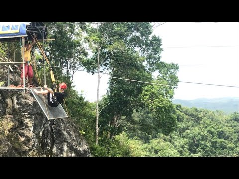 AMERICAN NEAR DEATH EXPERIENCE IN THE PHILIPPINES - PLUNGE IN DANAO BOHOL