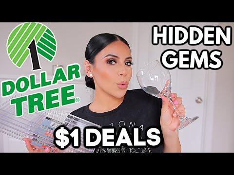 DOLLAR TREE HAUL! SO Many Hidden Gems For $1 😍