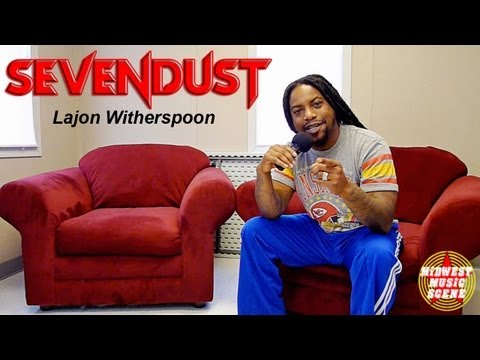 SEVENDUST interview with singer Lajon Witherspoon.
