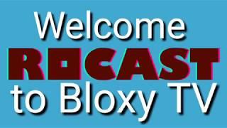 Roblox es Nummer 1 Podcast ist jetzt auf Bloxy TV!