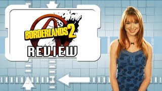Borderlands 2 Review w/ Lisa Foiles - The Good, The Bad, and The Rating - TGS