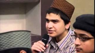 Gulshan-e-Waqfe Nau Atfal, 1 Jan 2012, Educational class with Hadhrat Mirza Masroor Ahmad(aba)