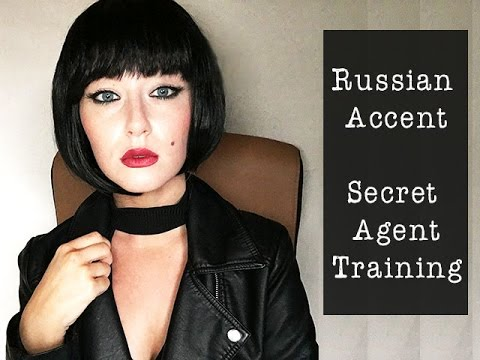 [ASMR] Russian Accent Secret Agent Training Roleplay