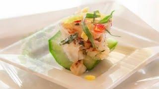 Mango & Crab Meat Salad : Seafood Salad