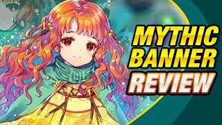 Fire Emblem Heroes Yune Mythic Banner Review FEH