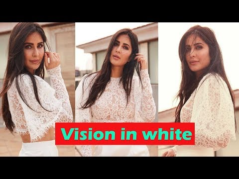 Katrina Kaif is a sight to behold in this all white ensemble Mp3