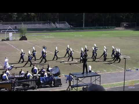 East Wake High School Marching Band 11/3/2018