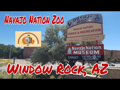 Navajo Nation Zoo - Window Rock, AZ