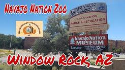 Navajo Nation Zoo - Window Rock, AZ