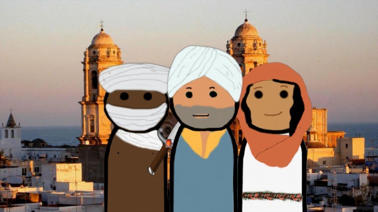 Breve Historia de Al-Andalus: La España Islámica - YouTube