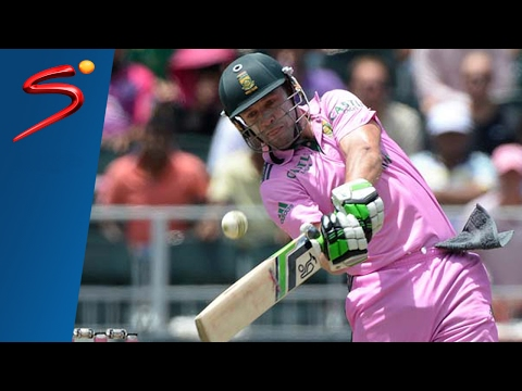 The Greatest Pink ODI Of Them All (blitz highlights)