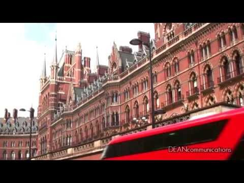 St. Pancras Station and the Eurostar