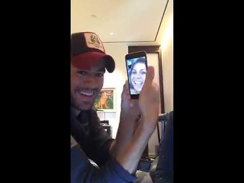 Enrique Iglesias - Facebook Live Chat [3.14.17]