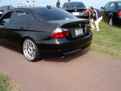 BMW E90 & BBS RS-GT Ⅰ