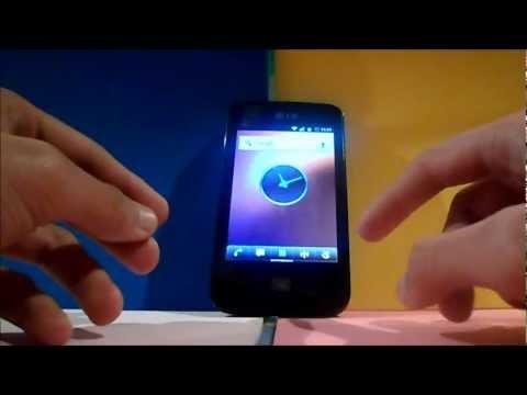 Como Instalar Rom a LG Optimus Hub