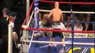Jamie McDonnell  vs Stuart Hall 03/09/11 Part 3/3